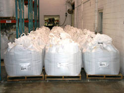 Bulk Bags are ideal for Agricultural Products